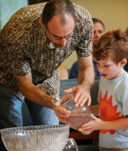 Nurturing children's spiritual growth